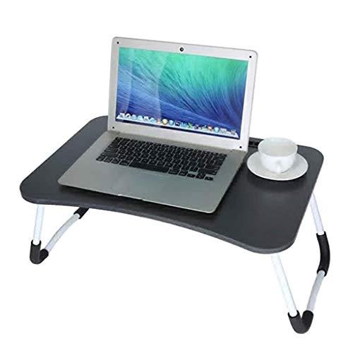 QULONG Lap Desk Startseite Schlafzimmer Mehrzweck Tabletop, beweglich Belüftete Lap Desk Adjustable Notebook für Studentenwohnheim Studium Hausaufgaben Schreiben