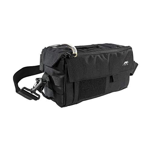 Tasmanian Tiger Tt Small Medic Pack Mkii, Paquete de la cintura Unisex Adulto, Black, 26 x 15 x 12 Centimeters