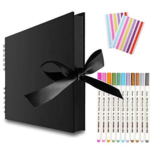 avis livre photo professionnel professionnel Il faut une page noire pour les anniversaires, un album spécial pour le scrapbooking 30,5 x 23 cm…