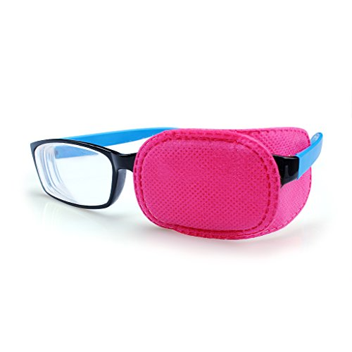 Pink Girls Eye Patches