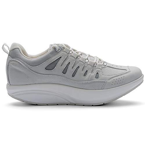 Scarpe Fitness (40 EU, Bianco Ghiaccio)