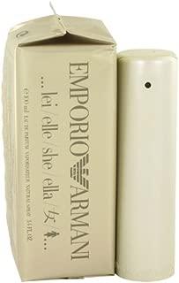 EMPORIO ARMANI by Giorgio Armani Women's Eau De Parfum Spray 3.4 oz - 100% Authentic