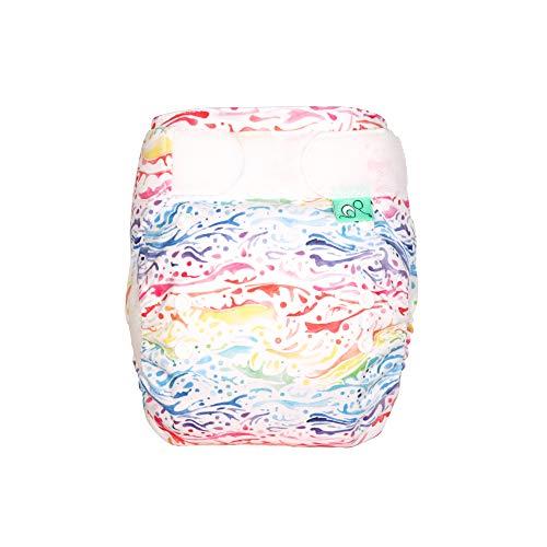 TOTSBOTS EasyFit Star - Pañales reutilizables – Nuestros pañales de tela premium miman a cualquier tamaño de bebé desde recién nacido hasta un niño de entrenamiento de baño en estilo fácil de lavar