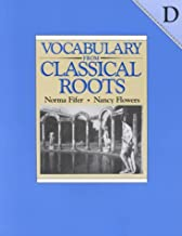 Vocabulary from Classical Roots - D