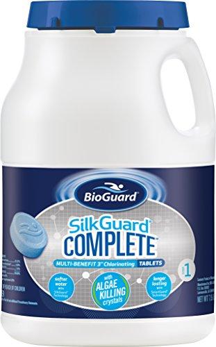 "BioGuard SilkGuard Complete 3"" Chlorinating Tabs (7.5lb)"