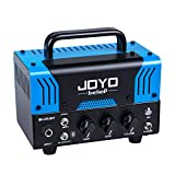 JOYO Bluejay (Blues-Junior) BanTamp Series Mini Amp Head 20 Watt Preamp 2 Channel Hybrid Tube Guitar Amplifier with Bluetooth