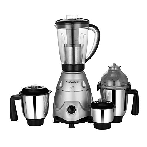 Morphy Richards Icon Superb Mixer Grinder with 4 Jars