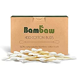 Eco friendly biodegradable cotton buds