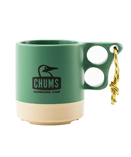 チャムス(CHUMS) 食器 キャンパーマグカップ CH62-1244-M022-00 カーキ