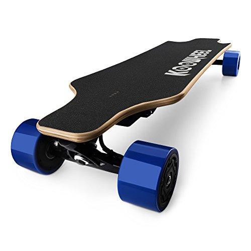 KOOWHEEL Skateboard Électrique Mise à niveau 1 sac 2 télécommandes 1 autocollant super vitesse...