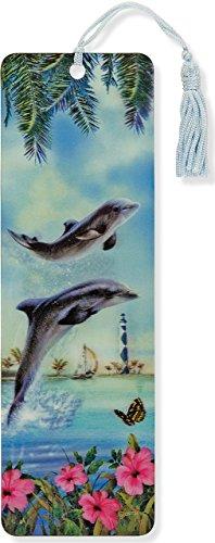 Dolphin 3-D Bookmark (Lenticular Bookmark)