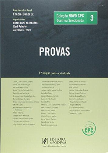 Coleção Novo Cpc-Doutrina Selecionada V3-Provas 2/16