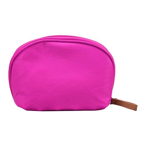 ECMQS Beauty Travel make-up tas vrouwen multifunctionele make-up tas toilettas nylon tas