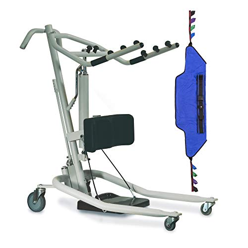 Invacare NCB-STDPROD-1246-KIT GHS350 Lift with R130 Standing Sling,...