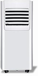 TASGK Aire Acondicionado Móvil para Oficina En Casa 1 Solo Frío Sala De Estar Instalación Gratuita Una Máquina
