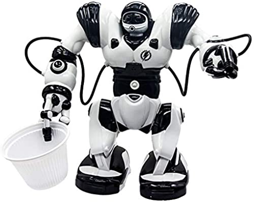 HBWJSH Kinder intelligente Fernbedienung Roboter Spielzeug Jungen und mädchen Lernspielzeug Ladeversion