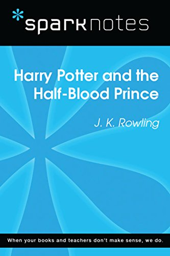 Harry Potter and the Half-Blood Prince (SparkNotes Literature Guide) (SparkNotes Literature Guide Series) (English Edition)