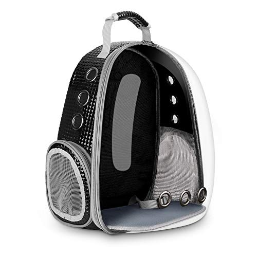 Anzone Pet Portable Carrier Space Capsule Backpack