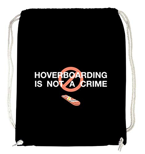 Certified Freak Hover Crime Gymsack Black