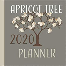 Apricot Tree Planner: Latter Day Saint Scheduling Solution (Whimsical 2020 Planners)