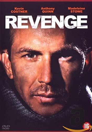 REVENGE - Eine Gefährliche Affäre - Vendetta / Import - versch. Tonspuren aber leider keine deutsche