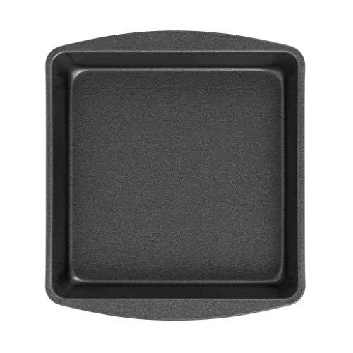 G & S Metal Products Company ProBake Teflon Xtra Nonstick Square Cake Baking Pan, 9', Gray