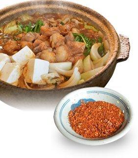 つぼいち 博多辛からホルモン鍋セット 和風・辛い味噌もつ鍋 (2~3人前)