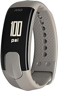 【国内正規品・保証付】MIO SLICE ミオスライス Stone ストーンホワイト 継続的心拍計 ライフトラッキングデバイス アクティビティトラッカー Bluetooth SMART/Bluetooth 4.0 ANT+対応