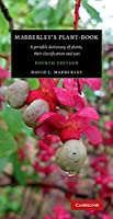 Mabbereleys Plant Book, 4Th Edition [Paperback] [Jan 01, 2018] David. J. Mabbereley