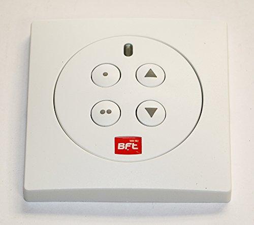 BFT MIME PAD TELECOMANDO RADIOCAMANDO DA PARETE ROLLING CODE 4 CANALI MITTO P121028