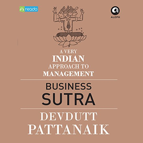 Business Sutra audiobook cover art