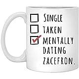 Zac Efron Mug Mentally Musical Zac Efron Mug Tazze per...