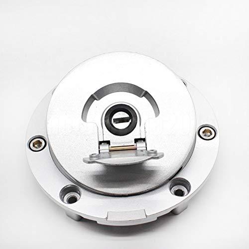 Baedivg CNC Aluminium Motorrad Tankdeckel Tankdeckel, für Honda VTR1000 RC51 CB600F 599 Honet 600 CB900 919 929 VFR400