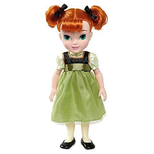 Disney Anna Toddler Doll – Frozen – 15 ½ Inches