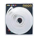 Led NEON Flex, 6x12mm, DC12V, 120Led/m, 5m, 60w, Rosa/Magenta