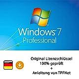 MS Windows 7 Pro 32 bit & 64 bit Vollversion