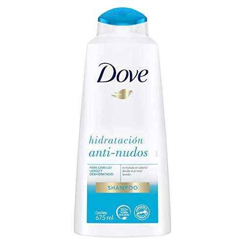 Shampoo Hidratantes marca Dove