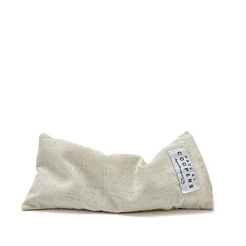 Made By Coopers Natural Lavender & Flaxseed Eye Pillow for Yoga & Relaxation