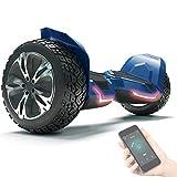 Bluewheel 8.5' Hoverboard patín eléctrico HX510 con UL2272 estándar de...