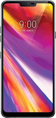 LG G7 ThinQ | 64GB, 4GB RAM | 6.1' QHD+ FullVision display | Snapdragon 845 | Android 9.0 Pie | Dual 16MP Rear Camera | PLATINUM GREY | T-Mobile Unlocked
