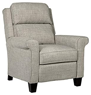 Signature Design by Ashley - Evanside Low Leg Power Recliner with Extended Ottoman - Light Gray (B07Y46221N) | Amazon price tracker / tracking, Amazon price history charts, Amazon price watches, Amazon price drop alerts