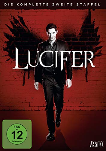 Lucifer - Staffel 2 (3 DVDs)