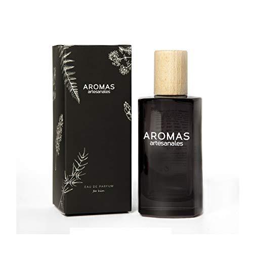 AROMAS ARTESANALES - Eau de Parfum Bulnes | Perfume con vaporizador para hombres | Fragancia Masculina 100 ml | Distintos Aromas - Encuentra el tuyo Aquí