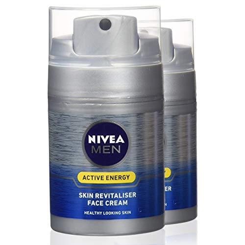 Nivea For Men Q10 Revitalising Cream - 50 ml