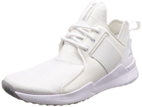 Reebok Guresu 1.0, Sneakers de Danza Mujer, Blanco White Black Matte Silver 000, 42 EU
