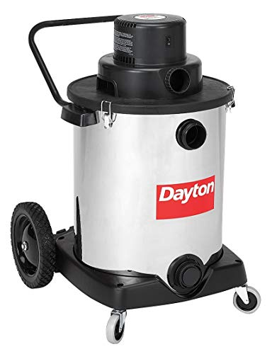 Find Cheap Dayton 15 gal. Industrial Wet/Dry Vacuum, 3 Peak HP, 120 Voltage - 22XJ50