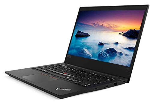 Oemgenuine Lenovo ThinkPad Edge E485 14 Inch FHD Display, AMD Ryzen 5 2500U Quad Core, 8GB RAM, 500GB SSD, W10P
