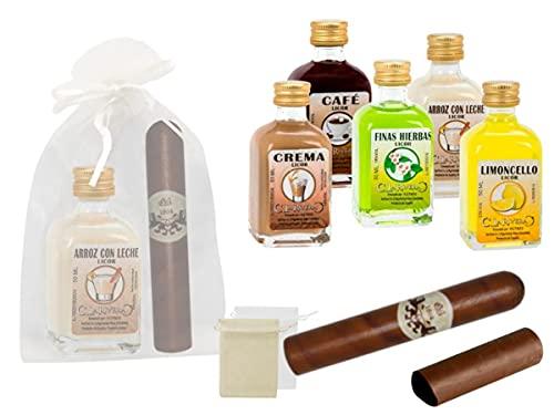 Lote de 15 Botellas de Licor la Rivera Sabores A ELEGIR con...