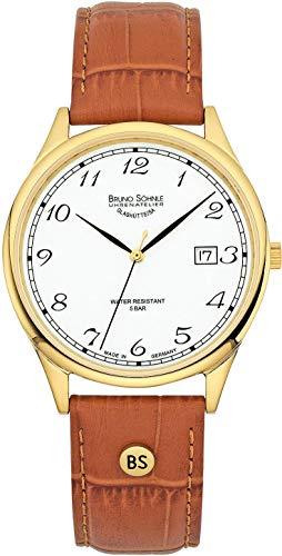 Bruno Söhnle Klassische Uhr 17-33221-921