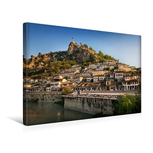 Premium Textil-Leinwand 45 x 30 cm Quer-Format Berat   Wandbild, HD-Bild auf Keilrahmen, Fertigbild auf hochwertigem Vlies, Leinwanddruck von Stefan L. Beyer